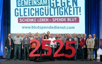 Kreisverband Geggendorf - Blutspenderehrung Straubing 2016