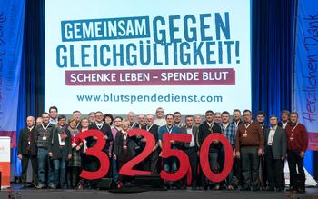 Kreisverband Kelhelm - Blutspenderehrung Straubing 2016