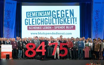 Kreisverband Landshut - Blutspenderehrung Straubing 2016