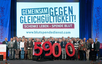 Kreisverband Passau - Blutspenderehrung Straubing 2016