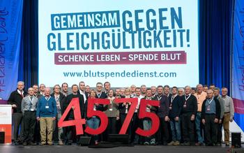 Kreisverband Rottal-Inn - Blutspenderehrung Straubing 2016