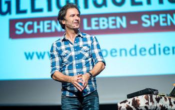 Chris Boettcher - Blutspenderehrung Straubing 2016