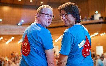 Blutspenderehrung Erding 2018