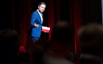 Michael Sporer - Blutspenderehrung Erlangen 2016