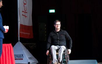 Felix Brunner - Blutspenderehrung Erlangen 2016