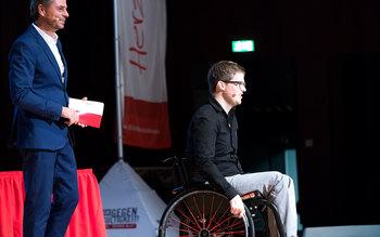 Michael Sporer, Felix Brunner - Blutspenderehrung Erlangen 2016