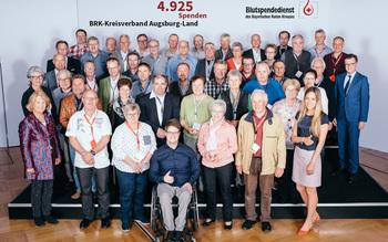 BSD-BRK-Ehrung 2019 Augsburg - Kreisverband Augsburg-Land (Copyright Emanuel Klempa)
