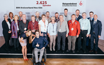 BSD-BRK-Ehrung 2019 Augsburg - Kreisverband Neu-Ulm (Copyright Emanuel Klempa)