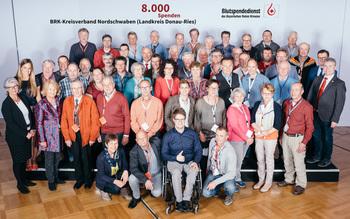 BSD-BRK-Ehrung 2019 Augsburg - Kreisverband Nordschwaben (Donau-Ries) (Copyright Emanuel Klempa)