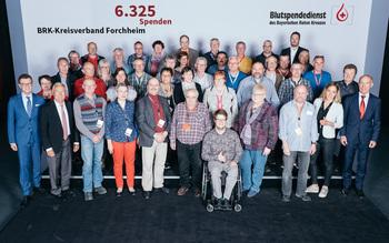 BSD-BRK Ehrung 2019 Hof KV Forchheim (Copyright Emanuel Klempa)