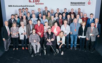 BSD-BRK Ehrung 2019 Hof KV Kronach (Copyright Emanuel Klempa)