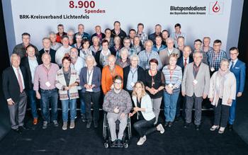 BSD-BRK Ehrung 2019 Hof KV Lichtenfels (Copyright Emanuel Klempa)