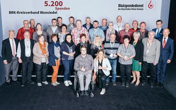 BSD-BRK Ehrung 2019 Hof KV-Wunsiedel (Copyright Emanuel Klempa)