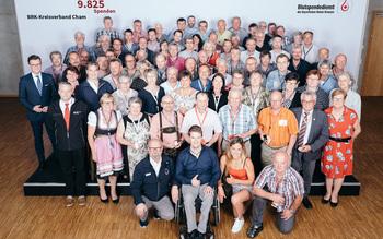 BSD-BRK Ehrung 2019 Regensburg - KV Cham (Copyright Emanuel Klempa)