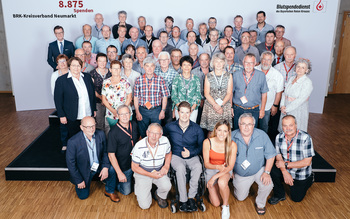 BSD-BRK Ehrung 2019 Regensburg - KV Neumarkt (Copyright Emanuel Klemp)