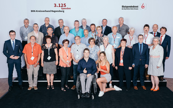 BSD-BRK Ehrung 2019 Regensburg - KV Regensburg (Copyright Emanuel Klempa)