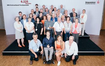 BSD-BRK Ehrung 2019 Regensburg - KV Tirschenreuth (Copyright Emanuel Klempa)