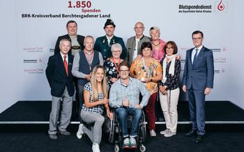 BSD-BRK-Ehrung 2019 Germering - KV Berchtesgadener Land (Copyright Emanuel Klempa)