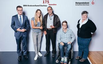 BSD-BRK-Ehrung 2019 Germering - KV Dachau (Copyright Emanuel Klempa)