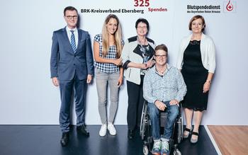 BSD-BRK-Ehrung 2019 Germering - KV Ebersberg (Copyright Emanuel Klempa)