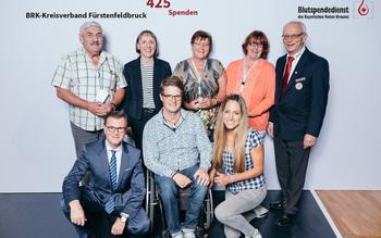 BSD-BRK-Ehrung 2019 Germering - KV Fürstenfeldbruck (Copyright Emanuel Klempa)