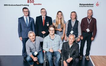 BSD-BRK-Ehrung 2019 Germering - KV Freising (Copyright Emanuel Klempa)