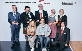 BSD-BRK-Ehrung 2019 Germering - KV Garmisch-Partenkirchen (Copyright Emanuel Klempa)
