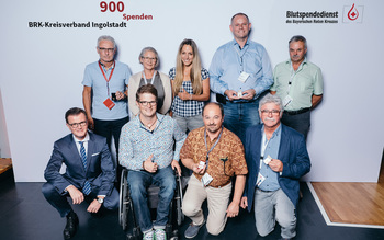 BSD-BRK-Ehrung 2019 Germering - KV Ingolstadt (Copyright Emanuel Klempa)