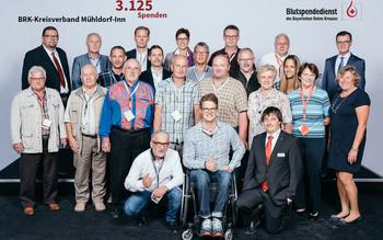 BSD-BRK-Ehrung 2019 Germering - KV Mühldorf-Inn (Copyright Emanuel Klempa)