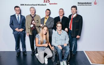 BSD-BRK-Ehrung 2019 Germering - KV Miesbach (Copyright Emanuel Klempa)