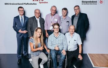 BSD-BRK-Ehrung 2019 Germering - KV Pfaffenhofen (Copyright Emanuel Klempa)