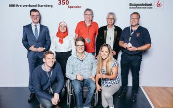 BSD-BRK-Ehrung 2019 Germering - KV Starnberg (Copyright Emanuel Klempa)