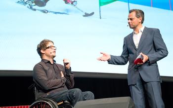 Felix Brunner, Michael Sporer - Blutspenderehrung Würzburg 2016
