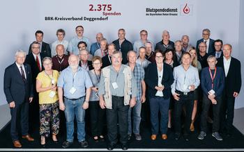 BSD-BRK-Ehrung 2019 Straubing - KV Deggendorf (Copyright Emanuel Klempa)
