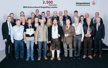 BSD-BRK-Ehrung 2019 Straubing - KV Dingolfing-Landau (Copyright Emanuel Klempa)