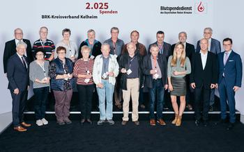 BSD-BRK-Ehrung 2019 Straubing - KV Kelheim (Copyright Emanuel Klempa)
