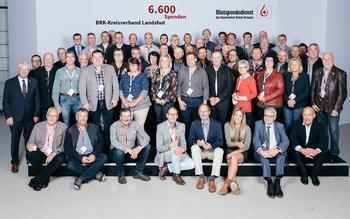 BSD-BRK-Ehrung 2019 Straubing - KV Landshut (Copyright Emanuel Klempa)