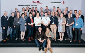 BSD-BRK-Ehrung 2019 Straubing - KV Rottal-Inn (Copyright Emanuel Klempa)