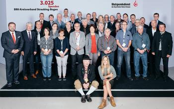 BSD-BRK-Ehrung 2019 Straubing - KV Straubing-Bogen (Copyright Emanuel Klempa)
