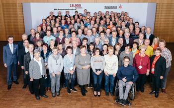BSD BRK Ehrung 2019 Bad Windsheim KV Ansbach (Copyright Emanuel Klempa)