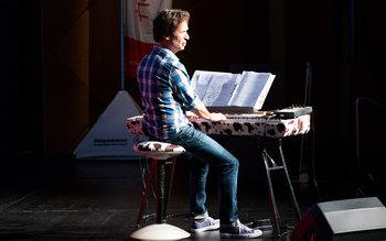 Chris Boettcher - Blutspenderehrung Würzburg 2016