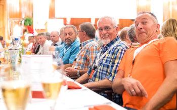 Blutspenderehrung Bad Kissingen 2016