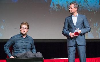 Felix Brunner & Michael Sporer - Blutspenderehrung Würzburg 2017